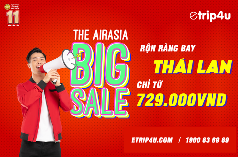 Big Sale từ Air Asia